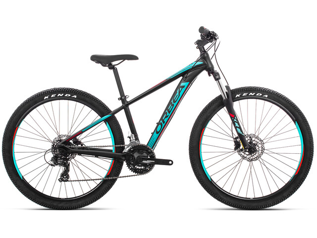 "ORBEA MX XS 60 27,5"" Kinder black-turquoise-red"